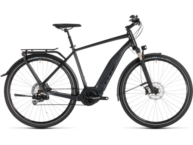 Cube Touring Hybrid SL 500 E-Trekking Bike grey